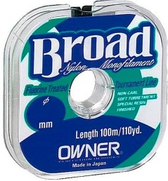 Owner Broad 100м 0.06-0.22