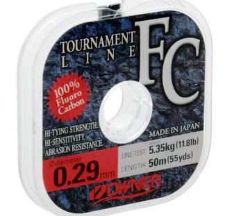 Owner Fluorocarbon 50м 0.140-0.180