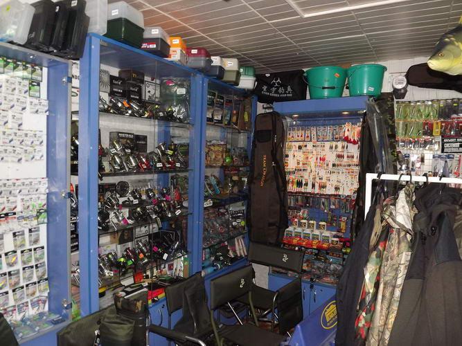 поплавочные магазины москвы